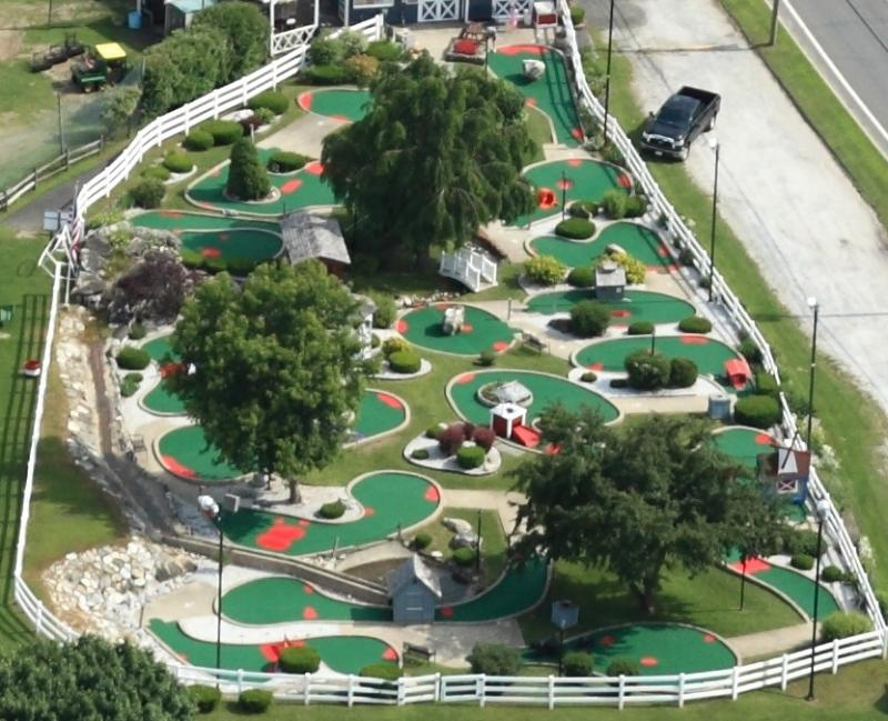 Baker S Golf Center Miniature Golf